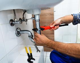 About Us sink repair