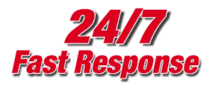 24/7 response
